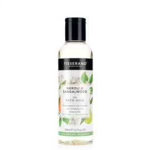 Tisserand Neroli & Sandalwood Bath Soak 200ml