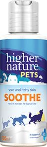 Higher Nature Pets Soothe 120ml