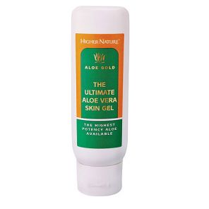 Aloe Vera Gel 120ml  Higher Nature