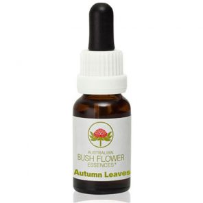 Autumn Leaves 15ml Australian Bush Essence (Companion Essence)