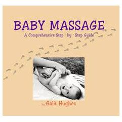 Baby Massage (Step By Step Guide)