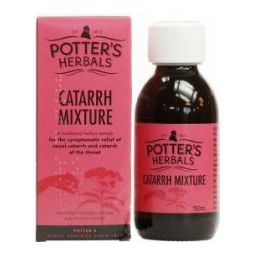Potters Catarrh Mixture 150ml