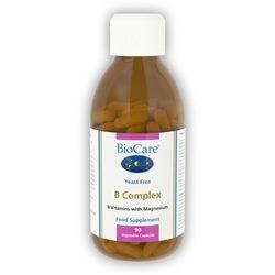 Vitamin B Complex, (90 Vegicaps) Biocare