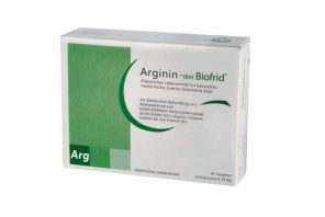 Arginin-Diet Biofrid® Tablets 100