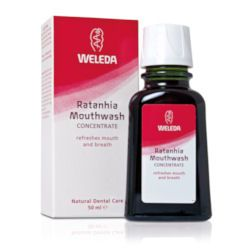 Ratania Mouthwash 50ml (replaces Medicinal Gargle)