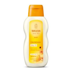 Calendula Baby Oil 200ml Weleda