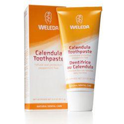Calendula Toothpaste 75ml Weleda