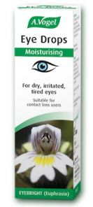 A Vogel Eye Drops 10ml (for dry irritated eyes) suitable with contact lenses