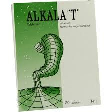 Alkala T Tablets (20)