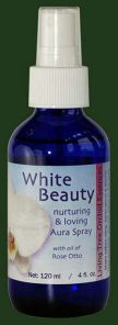 White Beauty With Rose Otto (Blue) 100ml Aura Spray Orchid Essence