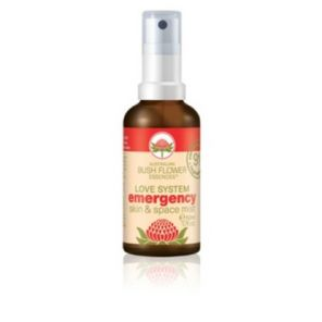 Emergency Mist 50ml Australian Bush