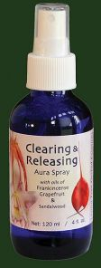 Clearing And Releasing (Yellow) 100ml Aura Spray Orchid Essence