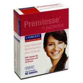 Premtesse For Women 60 Tablets Lamberts