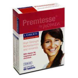 Premtesse For Women 60 Tablets Lamberts