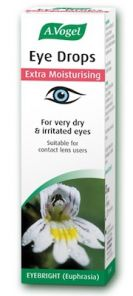 Vogel Eye Drops Extra Moisturising 10ml with Euphrasia