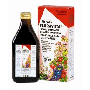 Floravital Yeast/ Glutenfree, 250ml