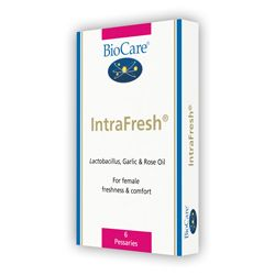 Intrafresh  Vaginal Probiotic (6 Pessaries) (Formerly Yeastguard)
