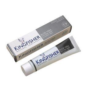 Kingfisher Aloe, Tea Tree & Mint Toothpaste 100ml Fluoride Free