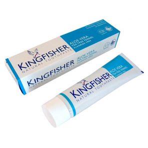 Kingfisher Aloe, Tea Tree & Fennel Toothpaste 100ml Fluoride Free