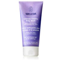 Lavender Creamy Body Wash 200ml Weleda