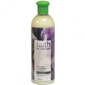 Faith In Nature Lavender & Geranium Conditioner 400ml