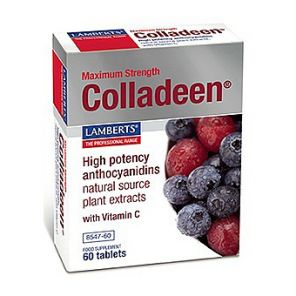 Colladeen 60 Tablets Lamberts