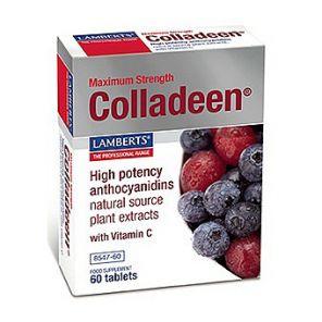 Colladeen 60 Tablets Lamberts