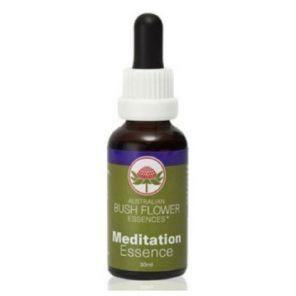 Meditation (Bush Flower Combination) 30ml