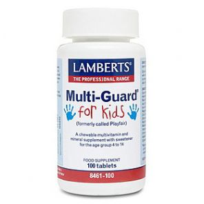 Multiguard For Kids 100 Tablets Lamberts
