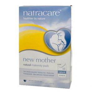 Natracare 10 Maternity Pads