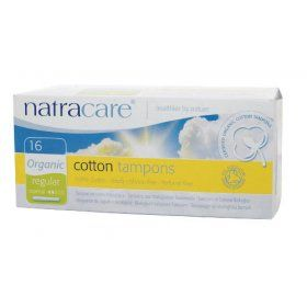Natracare Applicator Tampon Regular 16