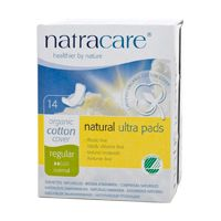 Natracare Regular Pads With Wings 14