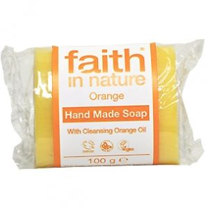 Faith In Nature Orange Soap 100g