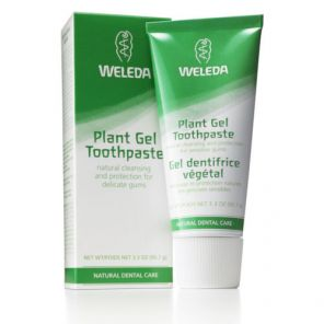 Plant Gel Toothpaste 75ml Weleda