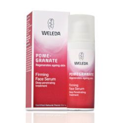 Pomegranate Firming Face Serum 30ml Weleda