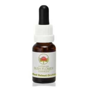 Red Helmet Orchid 15ml Australian Bush Essence