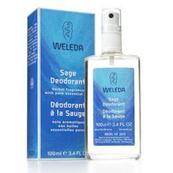 Sage Deodorant 100ml Weleda