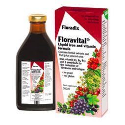Floravital Yeast/ Glutenfree 500ml