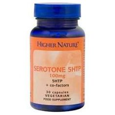 Serotone 5Htp 100mg 90 Higher Nature