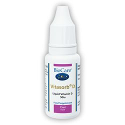Vitasorb D (Micellised Vit D) Liquid 15ml