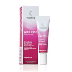 Wild Rose Smoothing Intensive Eye Cream 10ml Weleda